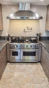 how to clean a black stove top in just