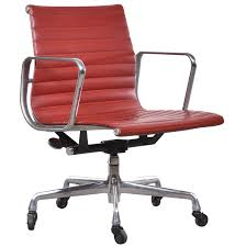 eames ribbed chair tan office. Eames Management Office Chair For Herman Miller Ribbed Tan E