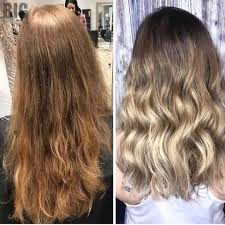 Blondes Big Before And After Loveandbeautee