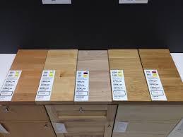 Comparaison Plan De Travauil Bois Ou Stratifié Cuisine Ikea Chêne