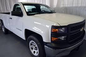 Used 2014 Chevrolet Silverado 1500 Work Truck 2D Standard Cab near ...