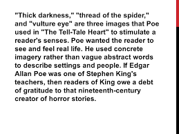 happy endings how to write an essay conclusion reiterate the  thick darkness th of the spider and vulture eye are three images that poe