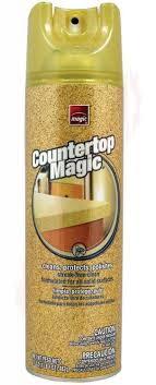 countertop magic cleaning polish 482g