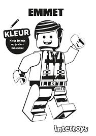 De Lego Film 2 Kleurplaten