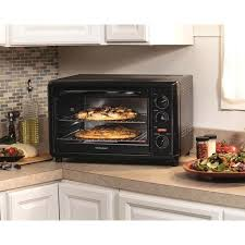 hamilton beach countertop oven with convection and