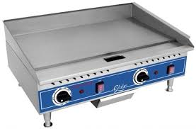globe 24 in electric griddle