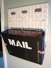 Mail Organizer Plans Images About Storage Ideas On Pinterest Tie Rack Organizers And