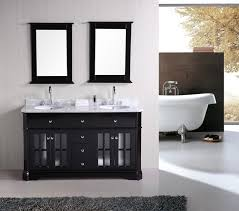 gray bathroom vanity. Gray Bathroom Vanity 60 Inch Top Double Sink Unit And