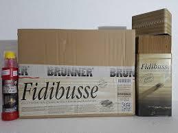 Fidibusse Brunner Geschenkdose Incl 50 Stück 350 Stück Im Karton Zum Auffüllen Kaminglas Reiniger Gel Mit Bürste 1 Flasche á 200ml