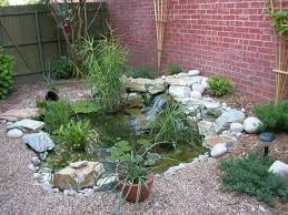Small Picture 99 best Small Pond Scapes images on Pinterest Garden ideas