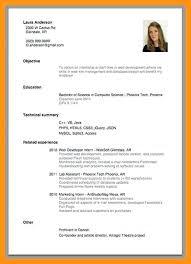 Resume Format Application Resume Format Application Resume Format For Company Job Resume