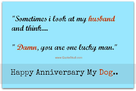 Funny Anniversary Quotes Simple Happy Anniversary Quotes For Husband Funny Happy Anniversary