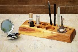 makeup organizer wood. makeup organizer (2) wood h