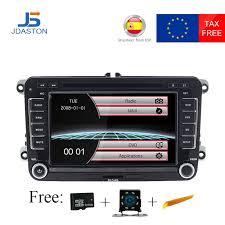 JDASTON Car Multimedia Player <b>For Volkswagen VW Passat</b> B6 ...