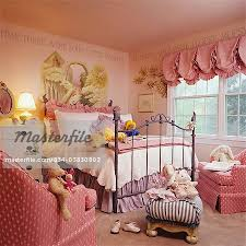 High Quality CHILDRENu0027S BEDROOM: Little Girlu0027s Room, Shades Of Pink Used Throughout.  Peter Rabbit Theme