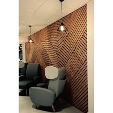 brown wooden wall decor teak wood