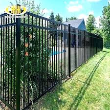 sheet metal fence privacy panels corrugated