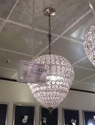 john lewis dante grande chandelier pendant rrp 230