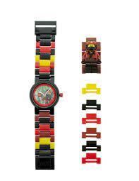 Kaufe LEGO - Kids Link Watch - Ninjago - Kai with Mini Figure (8021117)