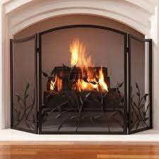 pleasant hearth classic fireplace screen accessories group inc