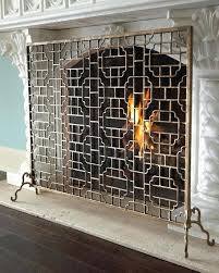 tall fireplace screen 2018 feat quick look checkbox single panel fireplace screen for frame remarkable 48