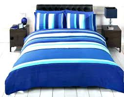 blue and white striped duvet cover ikea quilt interior bedding target navy boy