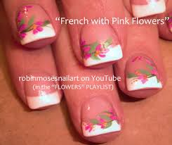Robin Moses Nail Art: Cutest Pink French Manicure Nails ever ...