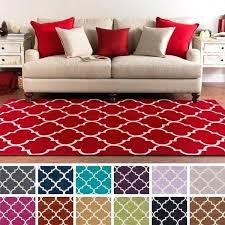 artistic weavers hand tufted trellis area rug rugs runners