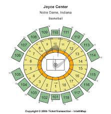 Joyce Center Seating Chart Purcell Pavilion At Joyce Center Tickets Purcell Pavilion