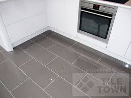 gray porcelain tile kitchen. Fine Gray Rooms With Gray Tile Floors  Lounge Dark Grey Porcelain Floor On Kitchen Pinterest