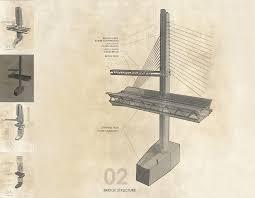 architectural drawings of bridges. Architectural Drawings · Http://www.aaron-berman.com/BAY-BRIDGE- Of Bridges