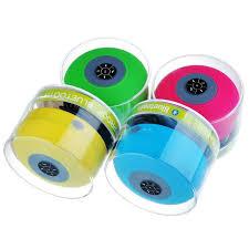 speakers bluetooth waterproof. waterproof bluetooth shower speaker - assorted colors speakers a