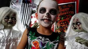 Halloween Is Becoming Increasingly Popular In Australia. Picture: Adam  Head. U201c