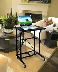 used roll top computer desk for plans out small laptop origami trolley folding