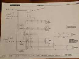 about jagzntech jagz n tech i tried shorting to ground or b on the appropriate input but nothing seemed to clear the message a photo of the airbag circuit diagram is below