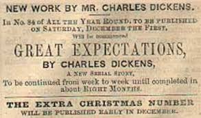 file publicite pour great expectations dans all the year round  file publicite pour great expectations dans all the year round jpeg
