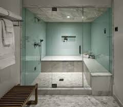 Glass Enclosed Showers projects say goodbye to shower curtains and hello to stunning 5705 by xevi.us