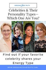 Celebrity Personality Types Celebrities Their Personality Types Which One Are You