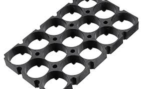 <b>3pcs 3x5</b> 18650 <b>Battery Spacer</b> Plastic <b>Holder</b> Lithium <b>Battery</b> ...