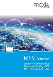 The Mes Mes Software Mes System Mes Solutions Proxia Mes
