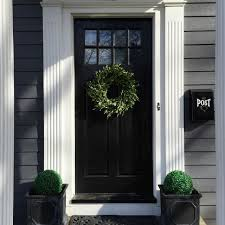 inspiring black door house with eclectic home tour house number 214 black front doors front