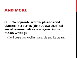 When Do I Use A Comma Commas The Little Punctuation You Can Use Correctly