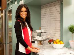 food network hosts. Delighful Hosts Host Katie Lee Poses For A Portrait On The Set Of Food Networku0027s The  Kitchen Season 1 For Network Hosts T