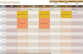 work time schedule template free daily schedule templates for excel smartsheet