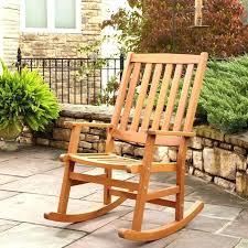 semco outdoor rocking chair patio rocking chair decoration wooden outdoor rocking chairs and recycled unique wooden