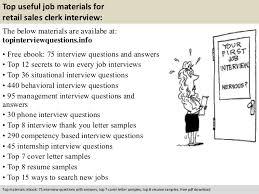 free pdf download 10 top useful job materials for retail sales clerk sales clerk jobs
