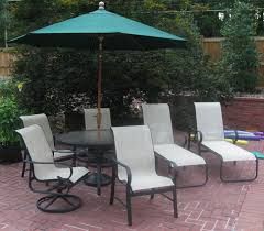steve lentz from virginia chose our standard textilene putty outdoor fabric for his carter grandle pool furniture slings