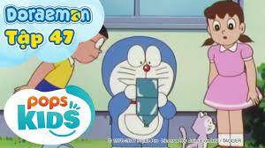 Tuyển Tập Hoạt Hình Doraemon Tiếng Việt Tập 47 - Nón Dịch Chuyển Đầu Đuôi,  Dây Đai Có Sức Mạnh - Mission Ready At 6