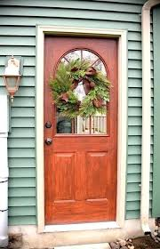 faux wood paint front door how to paint a metal door without brush marks how to