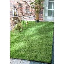 artificial grass outdoor rug artificial grass outdoor lawn turf green patio rug 5 x 8 outdoor